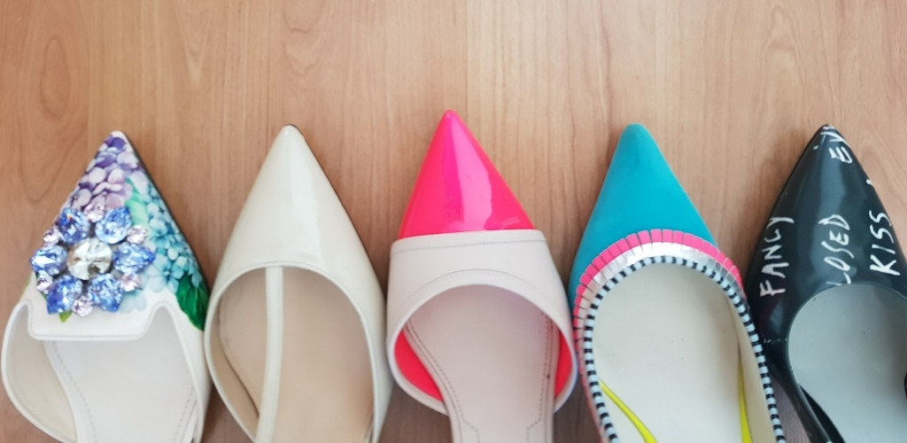 Creating A Shoe Capsule Collection Part 1